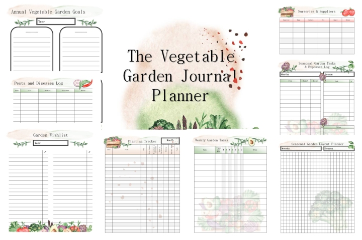 VegetableGardenPlanner
